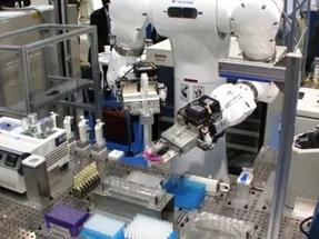 工业机器人:7关节双臂机器人