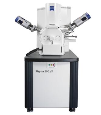 蔡司扫描电子显微镜