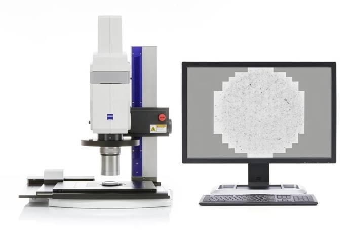 蔡司变焦显微镜