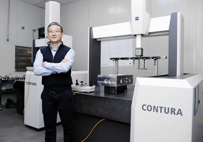 無錫美泰克選擇千亿平台三座標CONTURA提高產品質量