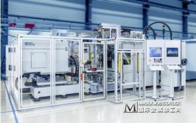 韩国现代汽车公司向德国帝目集团订制汽车变速箱检测设备
