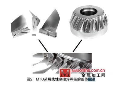 固态焊接在民用航空发动机中的应用