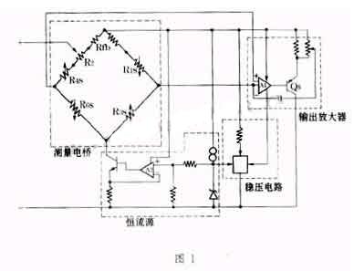 一种实用的压力传感器测量电路-国际金属加工网