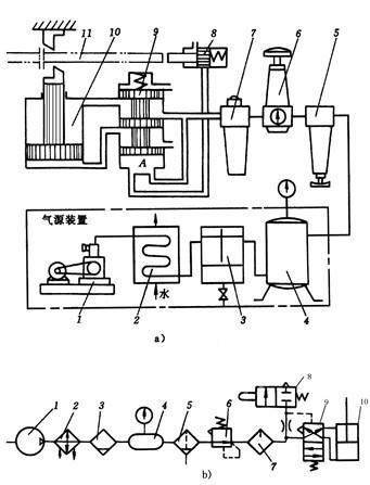 国际电路元件的标识图