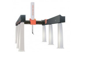 Function系列龙门式三坐标测量仪在汽车制造业中作用