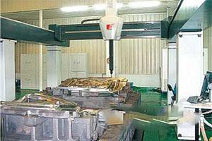 C00RD3龙门式三坐标测量机在汽车覆盖件模具中的应用