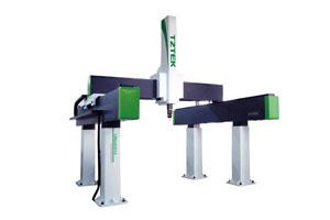 天津CMG龙门式三坐标测量机在航空领域的应用