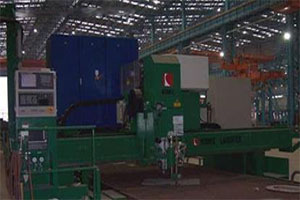 CO2激光切割技术在造船业中的应用