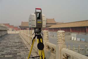建筑:三维激光扫描在建筑、地质、采矿及科研解决方案