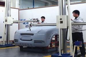 龙门式三坐标测量仪的应用领域