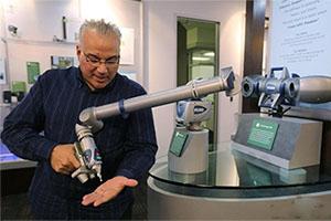 三维测量技术供应商FARO引入移动AR解决方案