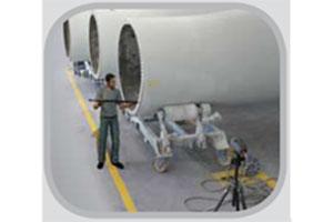 实现风电叶片生产几何尺寸控制的全面技术解决方案