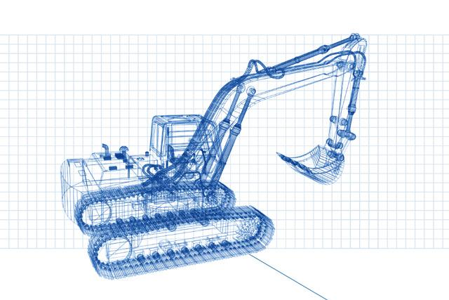 重工行业中常用的硬材和大零件加工都需要性能优异的加工刀具