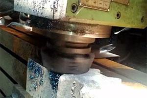 【龙门铣床】板锤高铬铸铁铣削抗冲击刀具