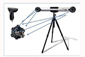 光笔三坐标测量系统在汽车制造业中的应用