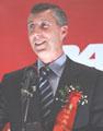 访美国帕莱克国际市场经理Doug Woods