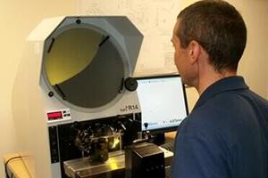 宝禾Baty R14光学投影仪为Melett测量增加动力
