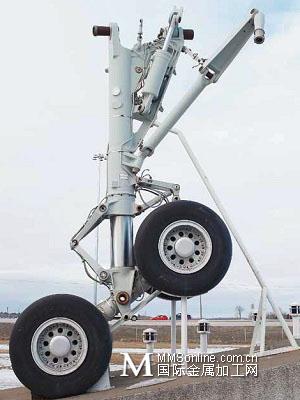 飞机起落架减震支柱有什么作用-a320飞机起落架缓冲