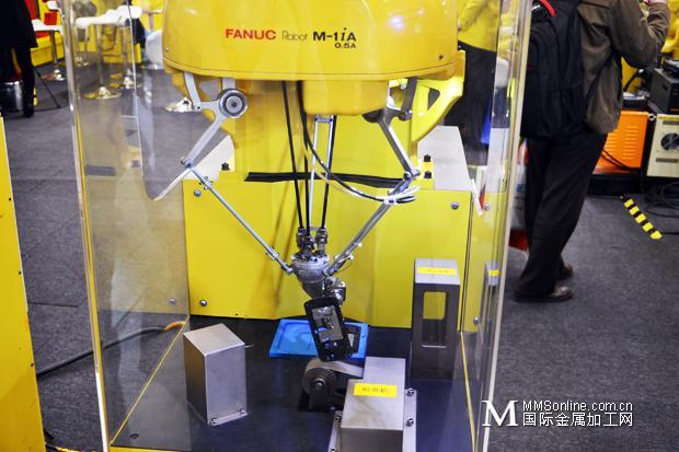 """上海发那科机器人 助力工业 """"智""""赢未来"""