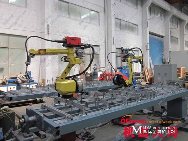 焊接机器人的编程技巧及应用讲解