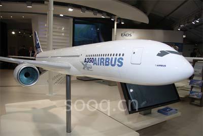 复合材料制造空客飞机