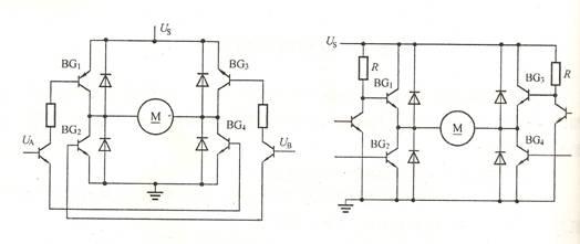 直流电机驱动电路的设计