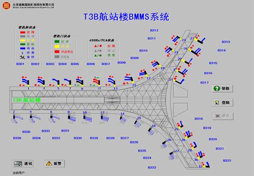 北京首都国际机场t3航站楼旅客登机桥项目顺利通过