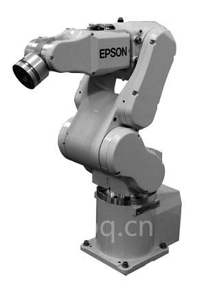 爱普生六轴机器人即将上市机器人小型化进程又迈一步