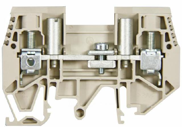 魏德米勒新一代电流测试型接线端子