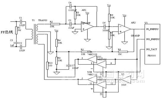 电路 电路图 电子 原理图 560_332
