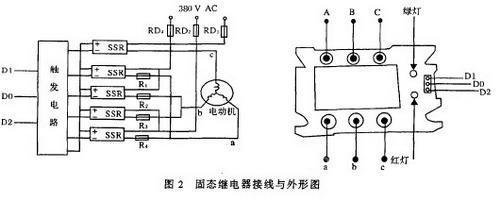 固态继电器的基本工作原理