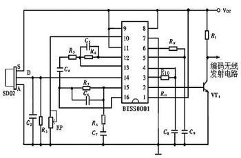 基于热释电红外传感器的无线监控报警系统设计