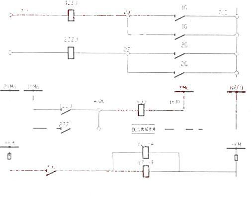 电压互感器二次反充电造成发电机掉闸探讨