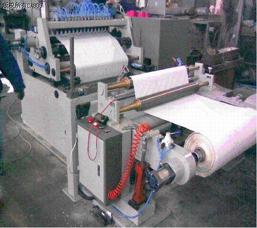 丹佛斯变频器vlt automationdrive fc301在分切机上的