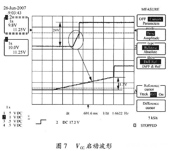 仙童ka5q系列准谐振开关电源的开发应用