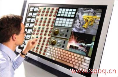 解决工业触摸屏控制面板面临的断电挑战