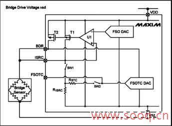 采用信号调理ic驱动应变片电桥传感器-国际金属加工