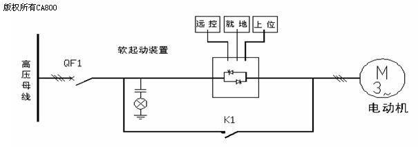 高压软起动在压缩机负载上的应用
