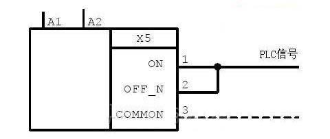 af1650)接触器接线图