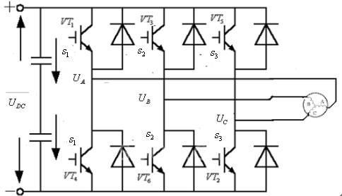 桥式电路原理图见图3