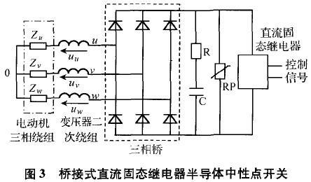 新型固态继电器在煤电钻综合保护装置中的应用