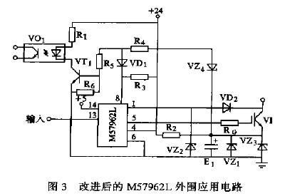 ① 稳压二极管击穿短路;② 驱动电路失去+24v电源.