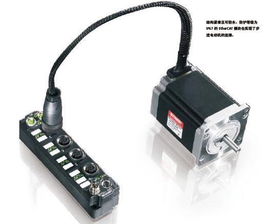 引言 机器人根据测试结果对光伏电池进行分拣。用于机器人系统的控制器,包括使用 Beckhoff AM3033 伺服电动机和 AX5000 EtherCAT 伺服驱动的驱动技术,由 IPTE 内部开发。我们选择了带一个单轴和一个双轴驱动的双驱动系统,非常划算。软件方面,我们使用了由 Beckhoff为其它机器人类型拾放应用开发的 TwinCAT 运动转换软件,IPTE 的一位软件开发者 Dimitri Paque 解释说。 光伏电池的检查和测试是太阳能电池制造业质量保证的重要环节。在组装到太阳能模块之前,