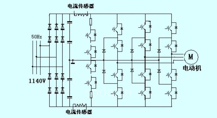 导读: 对于变频器的维修,总的来说,首先要对其工作原理有较透彻的理解,对每个电路的性能指标、工作点及器件的性能、好坏都能有一个正确的判别,才能真正地修好每一台设备,作到心中有数。 1 引言   对于变频器的维修,总的来说,首先要对其工作原理有较透彻的理解,对每个电路的性能指标、工作点及器件的性能、好坏都能有一个正确的判别,才能真正地修好每一台设备,作到心中有数。现以作者在售后服务中维修的一台变频器为例,说明维修的方法、依据及应注意的问题,以与读者共同探讨,求得简洁、快速的维修好变频器设备。 2 故障现象