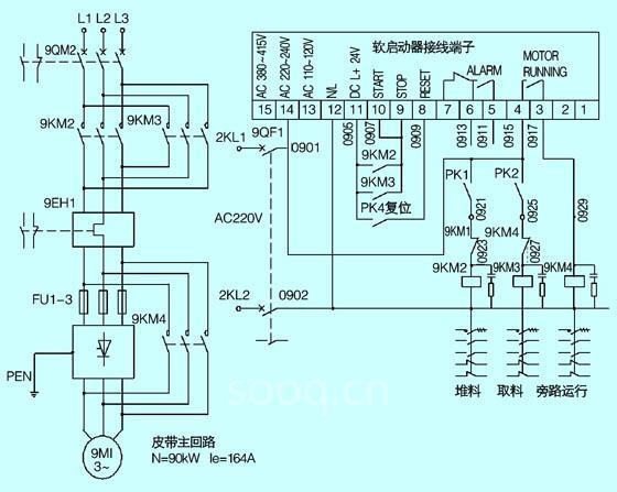 器控制系统中应用
