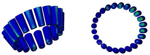 齿轮驱动矢量图