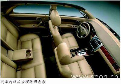 面向未来的汽车内饰设计