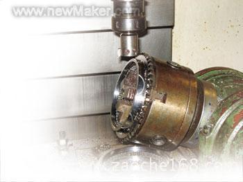 同步器锥环油槽产品的具体设计要求如下:槽宽2±0.