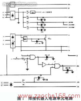 其控制电路具有过压报警,处理及故障复位 功能.