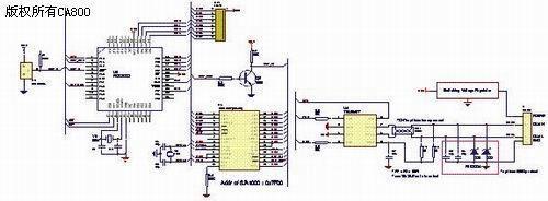 can-bus通讯单元电路图
